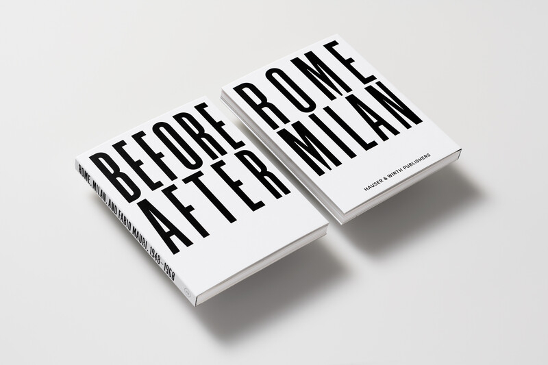 Before or After, at the Same Time: Rome, Milan, and Fabio Mauri, 1948–1968